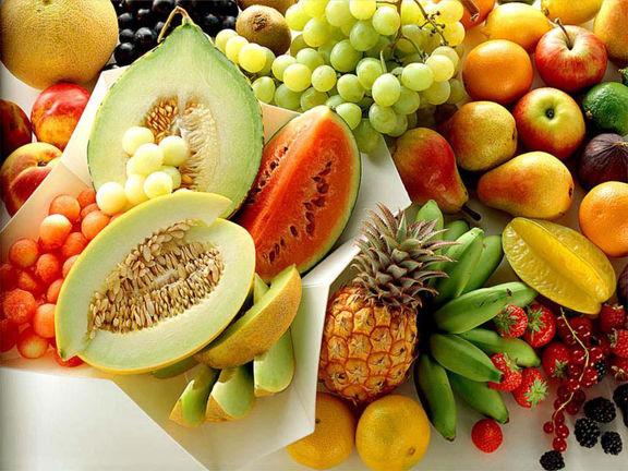تازه ترین قیمت انواع میوه + جدول