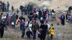 حمله توپخانهای ترکیه به کاروان آوارگان سوری/ ۸۳ تن کشته و مجروح شدند