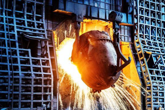 رشد سالانه 32 درصدی تولید جهانی فولاد تا سال 2025