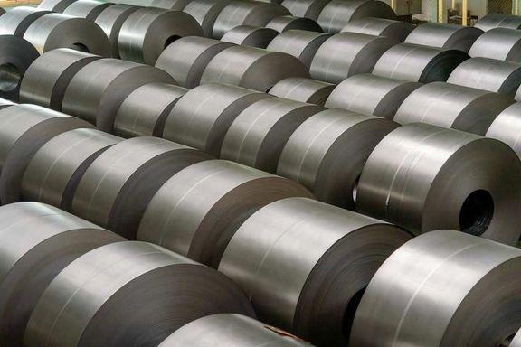 افت 19 درصدی صادرات فولاد کشور در 8 ماهه نخست سال
