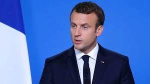 پیشنهاد گفتگو ملی امانوئل مکرون با مردم فرانسه