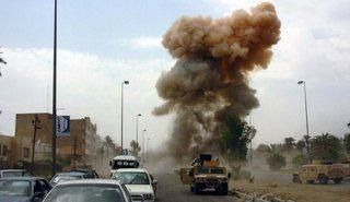 وقوع انفجار در اتوبانی در غرب بغداد