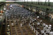 فروش شرکتهای  زنجیره معدن وصنایع معدنی بورس ایران 156 درصد افزایش یافت