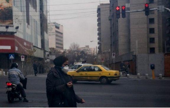 شناسایی۴ منشاء بوی نامطبوع در تهران