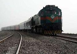 برخورد قطار با عابر پیاده در زنجان