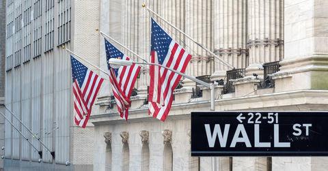 افت بازارهای سهام آمریکا در آستانه مذاکرات تجاری