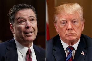ترامپ مدیر پیشین اف بی آی را به دروغگویی متهم کرد