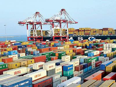 صادرات غیرنفتی ایران در فروردین ماه 36 درصد کاهش یافت