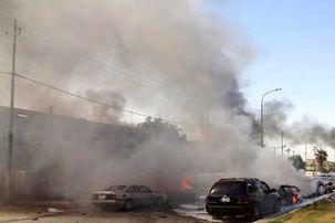 انفجار دو بمب در شرق بغداد