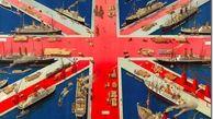 کسری تجاری انگلستان به 9 میلیارد و 830 میلیون پوند کاهش یافت