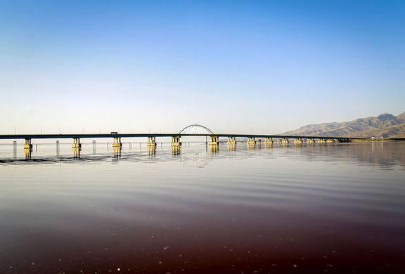 ۷۰ درصد ظرفیت مخازن سدهای کشور پر شد/آب دریاچه ارومیه نیم متر بالا آمد
