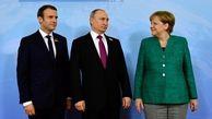 پوتین با ایران تماس می گیرد/صحبت های پوتین برای قانع کردن ایران
