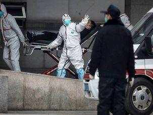 معترضان هنگ کنگی ساختمان قرنطینه بیماران کرونا را آتش زدند