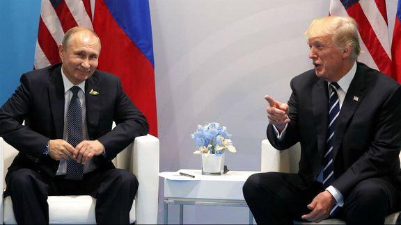 پوتین و ترامپ در پاریس باهم دیدار می کنند
