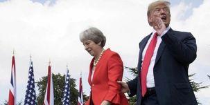 انگلیس درخواست کمک آمریکا برای همکاری علیه ایران در خلیج فارس را رد کرد