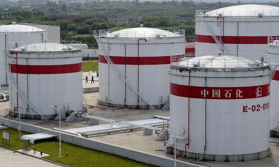 چین به برداشت از ذخایر نفت ادامه داد