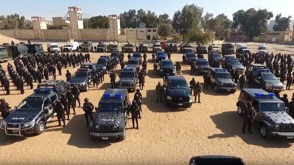 رئیس جمهور مصر همچنان حالت فوق العاده در کشور را تمدید کرد
