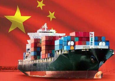 افزایش صادرات چین به آمریکا و استرالیا علیرغم وجود تنشها
