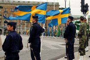 سوئد عضو سازمان ناتو نمی شود