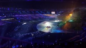 گزارشی از روز سوم بازیهای آسیایی/ روز درخشان ووشو در کنار طلای شیرین رجبی