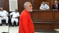 رهبر اخوان المسلمین مصر به همراه 10 نفر دیگر به حبس ابد محکوم شدند