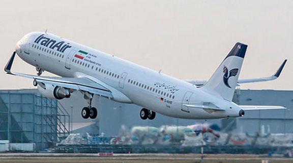 قیمت بلیت هواپیما به روال سابق بازنمی گردد
