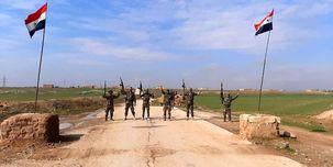 ارتش سوریه اجازه عبور به خودورهای گشتی آمریکا را نداد