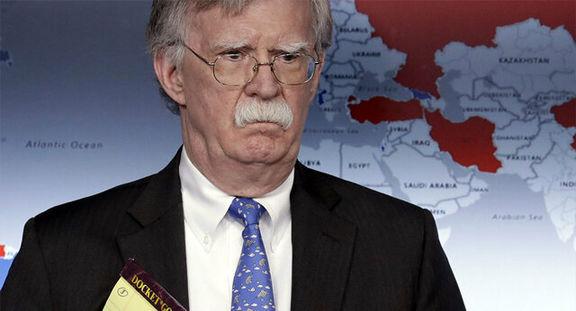 ادعای واهی بولتون علیه ایران