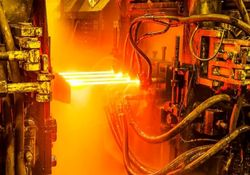 تولید فولاد خام در 4 ماه ابتدایی سال 17 درصد افزایش یافت