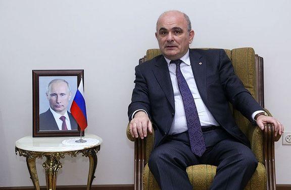 سفیر روسیه: سوءتفاهم شده؛ متاسفم