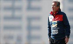 تذکرات برانکو  به بازیکنانش قبل بازی با نماینده اسلوونی