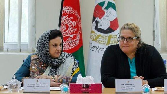 در انتخابات افغانستان نمی توان تقلب کرد