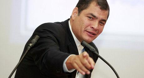 افشاگری رئیس جمهور سابق اکوادور باعث حذف صفحه شخصی او در فیسبوک شد