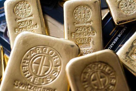 هر انس طلا 1851 دلارشد