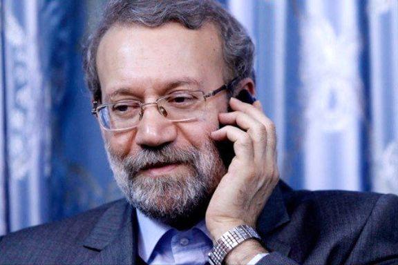 لاریجانی: توجه ها برای کمک به خوزستان زیاد است