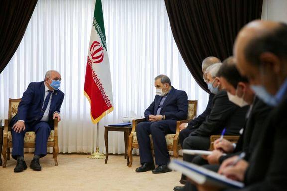 سفیر روسیه در ایران پیام پوتین به رهبر انقلاب را تقدیم کرد