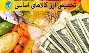 همتی: واردکنندگان نگران ارز نباشند، ارز کالاهای اساسی را تامین می کنیم