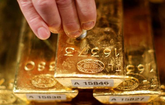 قیمت طلا از مرز 1800 دلار عبور کرد