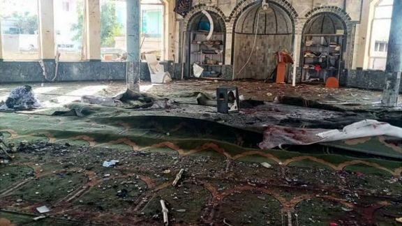 پذیرش مسئولیت حمله به مسجد شیعیان در افغانستان از سوی داعش