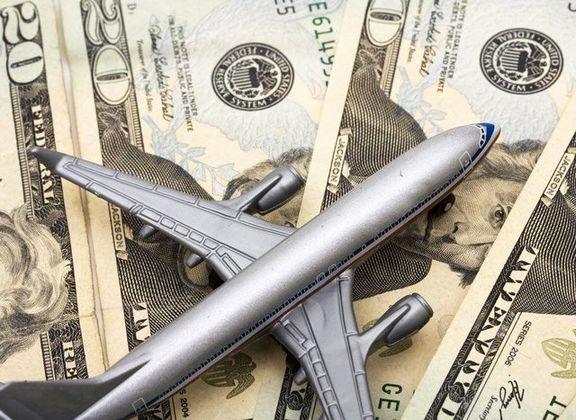 امروز قیمت ارز مسافرتی چند است؟/قیمت ارز مسافرتی 100 تومان از ارز بازار آزاد گرانتر شد/ارز مسافرتی 17 هزار تومان
