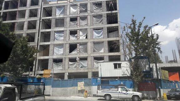 دستگاه قضایی حکم قلع و قمع برجهای سعادت آباد را صادر کرد