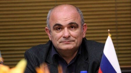 سفیر روسیه در ایران به سفارت اکراین رفت