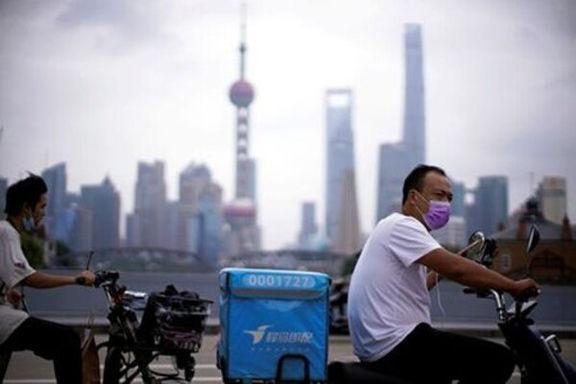 کند شدن رشد بخش خدمات چین