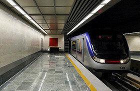 خط سه و یک متروی تهران به هم متصل می شوند