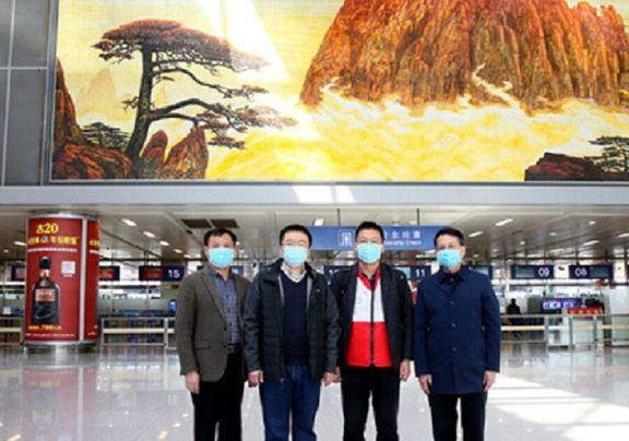 دو متخصص دیگر چینی راهی ایران شدند