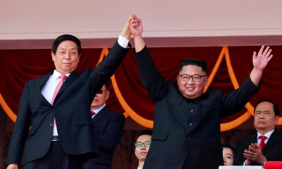 کیم: کره شمالی به توافق خلع سلاح هسته ای با آمریکا وفادار است