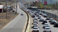 خروج خودرو از تهران ممنوع شد/ فقط حاملهای سوخت، خودروی امداد و نظامی مجوز خروج از استان تهران دارند