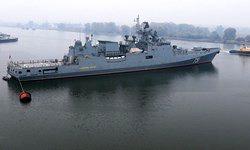 کشتی های جنگی روسیه در مدیترانه به حالت آماده باش درآمدند