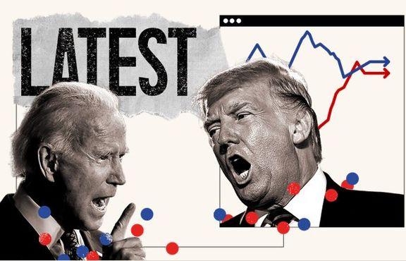 واکنش مثبت شاخص های بورسی به برتری بایدن در انتخابات آمریکا