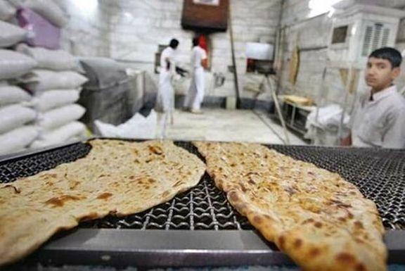 قیمت نان افزایش می یابد/منتظر اعلام رسمی هستیم